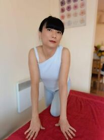 Tina , new Thai shemale full body oil massage in birmingham