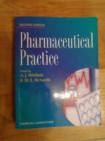 PHARMACEUTICAL PRACTICE 2ND ED by WINFIELD & RICHARDS