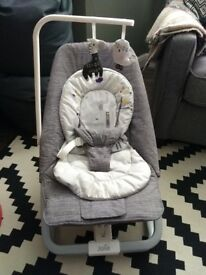 Baby bouncer chair, Joie