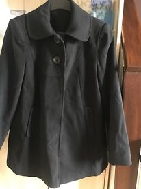 Woman's black jacket 12