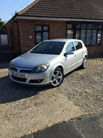 IMMACULATE Vauxhall Astra 1.8 Sri