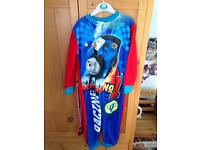 Thomas the tank engine onesie size 4-5 BNWT
