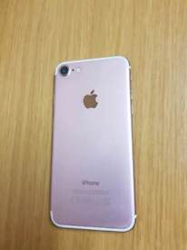 Iphone 7 32gb perfect condition