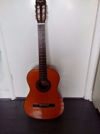 Sagadia vintage late 1960s classical guitar in great condition.