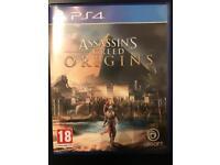 Assassins Creed Origin PS4