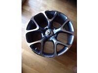 Vauxhall Astra GTC 18` VXR Alloy Wheels.