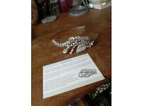 Luxury tiara, new Ivory & Co from Liberties London
