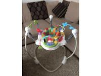Jumperoo activity bouncer Fisher price