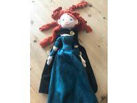 Disney Merida Soft Doll
