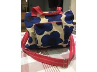 Boden baby changing bag and mat