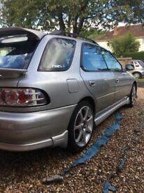 Uk Impreza 1999 turbo