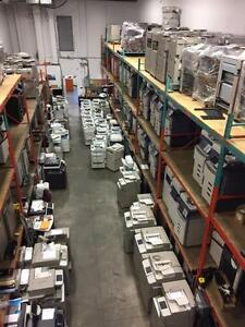 Refurbished Photocopiers, Printers and Large format/Plotters for Sale/Lease