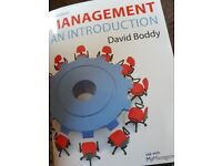 Business management an introduction by david boddy