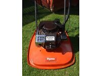 Rare GT500 professional 2 stroke Flymo Hover mower with Suzuki engine.
