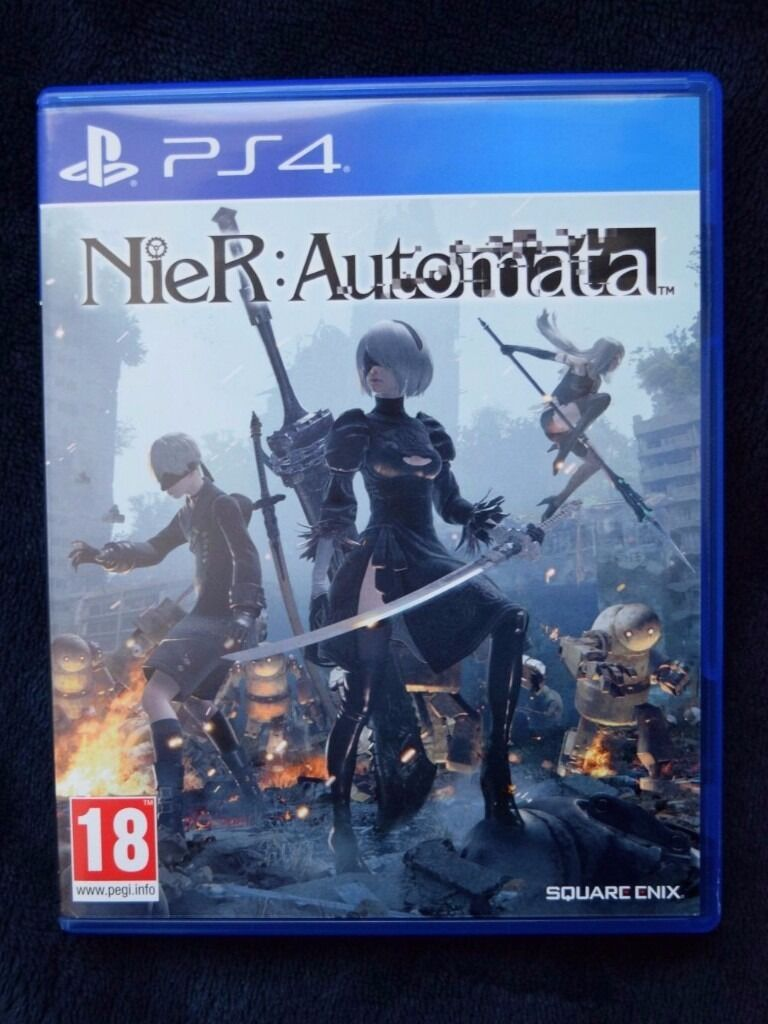 Nier AutomataSony Playstation 4 GameAmazing PS4 Action Adventure Japanese Sci FiLike Newin Beeston, NottinghamshireGumtree - • Nier Automata Sony Playstation 4 Game Like New • Description Glory to Mankind Humanity has been driven from the Earth by mechanical beings from another world. In a final effort to take back the planet, the resistance sends a force of androids...