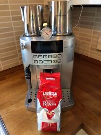 Delonghi Bean to cup Coffee machine . Model Magnifica plus s ECAM22.320