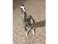 50% OFF 5 BREYER HORSES COME WITH FENCE, WILL SELL SEPERATE