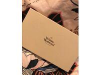Vivienne Westwood black purse