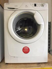 Hoover white good looking 7kg 1400spin washing machine cheap
