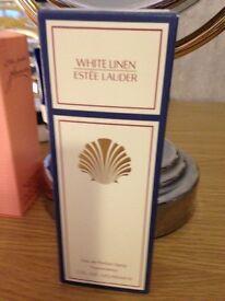 Estée Lauder White Linen
