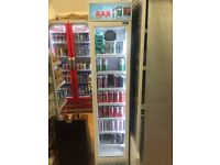 Retail chillers/fridges - full work condition