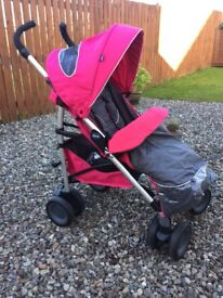 Chicco Multiway stroller - Pink