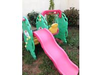 Baby Outdoor swing 3-in-1