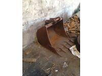 6 ton digging bucket to suit hitachi