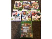 Xbox 360 250GB with Kinect & Games