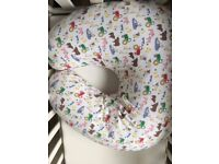 Breast Feeding Pillow with 3 Additional Covers