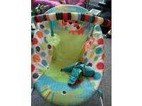 Bright starts bouncey chair