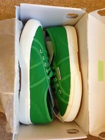 Brand new in box Superga trainers, size 5