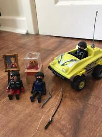 Playmobil Robber Burglar Bundle