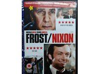 Frost / Nixon dvd