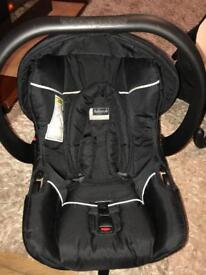 BabyStyle - TS2 Travel System - Geo Black