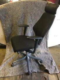 Orangebox Giroflex G64 Executive Office chair