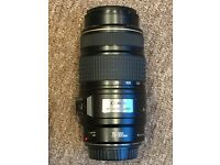Canon EF 75-300mm f/4-5.6 IS USM Lens