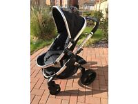 Icandy Peach 3 Pushchair, Carrycot & Carseat