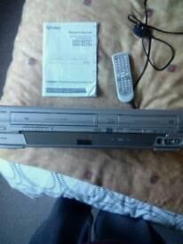 Dvd +video recorder