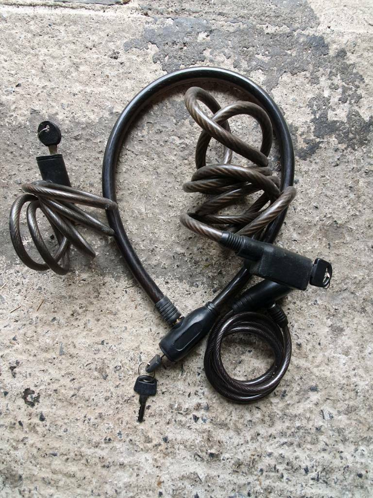 Cycle locks | in Plymouth, Devon | Gumtree