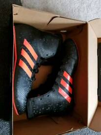 Adidas Ko legend boxing boots size 5.5
