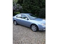 2006 Ford Mondeo 2.0 tdci Ghia very good condition, 129000mls, tow bar, service history to 2016