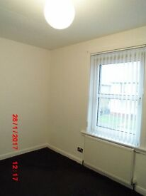 2 bedroom upper cottage flat - newly painted throughout