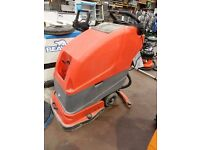Victor SD40 Floor Scrubber Dryer