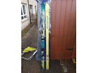 2 sets of ski, s for sale