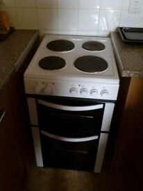 Cooker For Sale. Practically Brand New