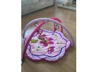 Red Kite Lilac Daisy Play Gym