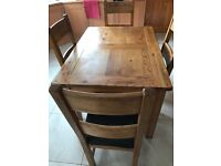 Extendable Kitchen Chairs