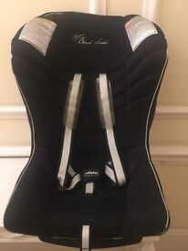 Baby Car Seat Chicco Black Label - Good Condition - For 12m+ children