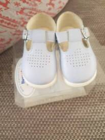Baby size 3 shoes